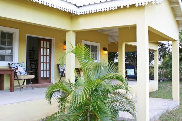 Terracotta Cottage