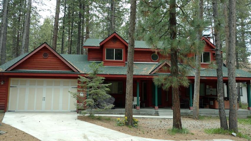 Tahoe Vacation Paradise!! Family Friendly