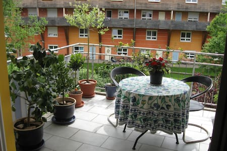Savoir vivre in Freiburg ~ * ~ * ~  - Freiburg - Inap sarapan