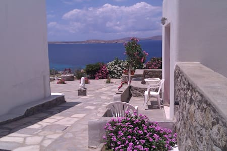 Cheap room for 1 person@Mykonos  - Agios Ioannis Diakoftis - Daire