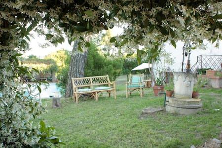 Villa al mare, immersa nel verde - Potenza Picena - Lägenhet