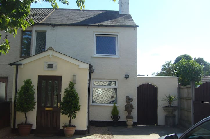 Sherwood Cottage Bed & Breakfast - Kirkby in Ashfield - Szoba reggelivel