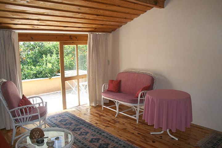 House and garden in central Antalya - Antalya - Huis