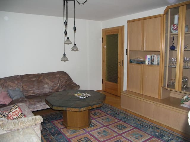 Haus Perenthaler, (Triberg), Ferienwohnung, 76 qm, 2 Schlafzimmer, max. 4 Personen