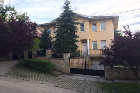 Beautiful house-pretty neighborhood - 布达佩斯 - 独立屋