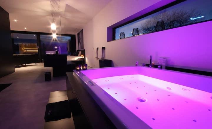 Loft Oduo,jacuzzi,sauna,Spa-Francorchamps