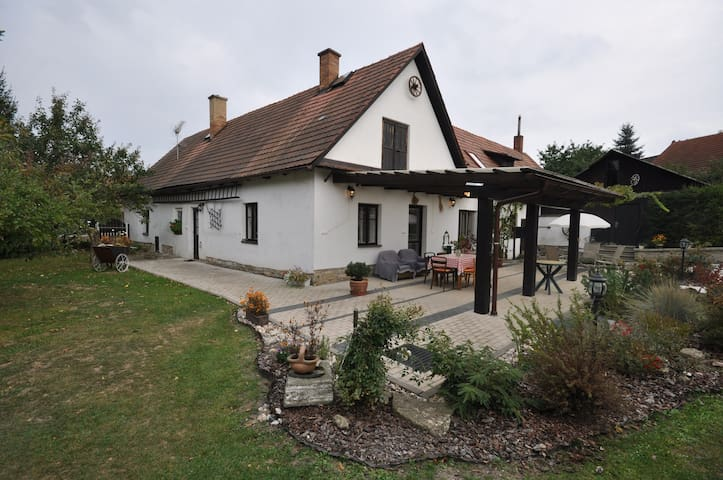 Holidayhome with Pool in Bohunovice