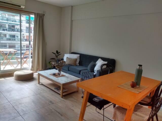 Habitación privada en pleno Belgrano