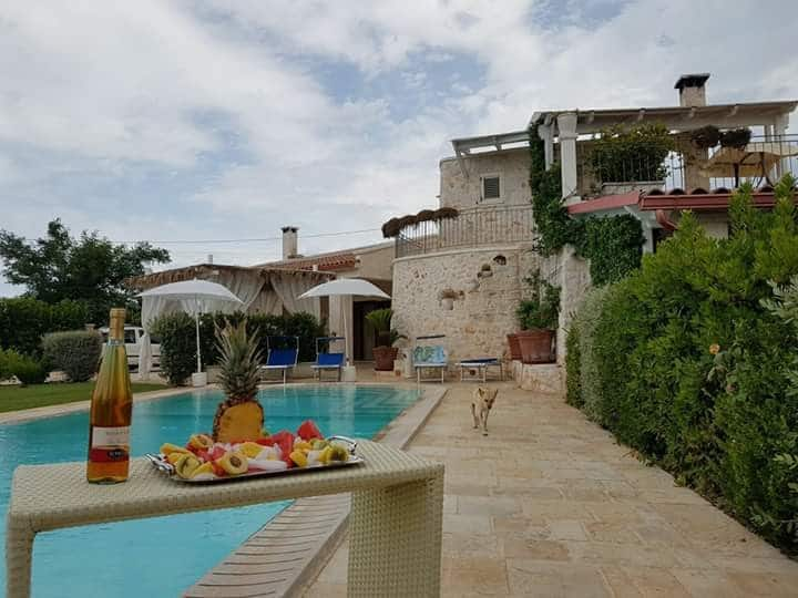 Villa Belvedere Ostuni