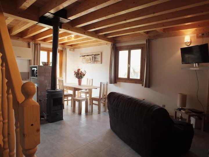 La Maison AuBoisDebout - Spa Sauna Accueil