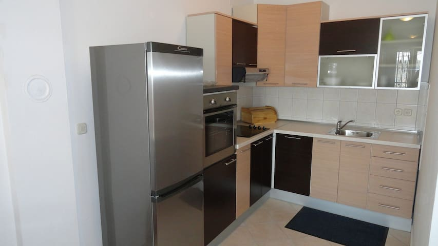 Traditional two bedroom apartment in Barbat - Barbat - Daire