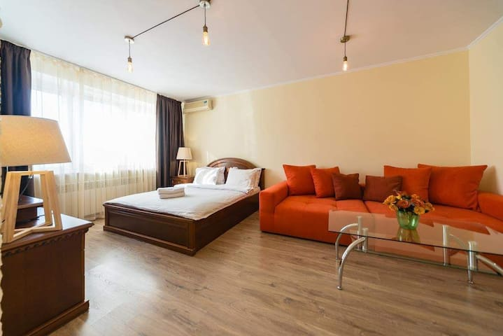 Modern and cozy Apartment in centre of Obolon!