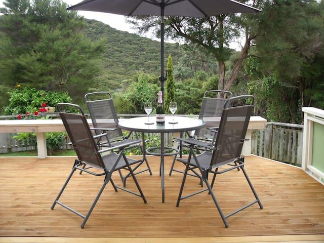 Clean, Private and Peaceful Tangaroa Lodge