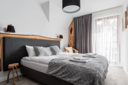 Przytulny apartament w samym centrum Zakopanego! - Zakopane - Departamento