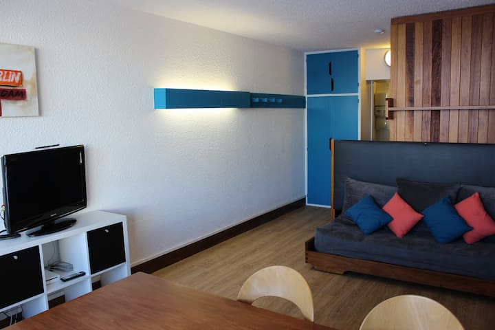Appartement Chamrousse (PHONE NUMBER HIDDEN) personnes - Chamrousse - Daire