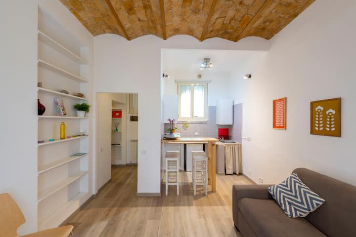 CasaTrastevere apartment in the heart of Rome