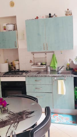 APARTMENT FOR 3 PEOPLE IN SANREMO