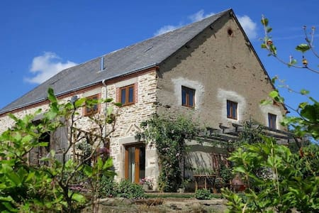 Holiday Gite In the Southern Loire, Central France - Crozon-sur-Vauvre - Casa
