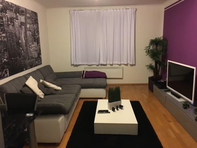 2-Zimmer-Wohnung in Stadtnähe - Salzburg - Apartment