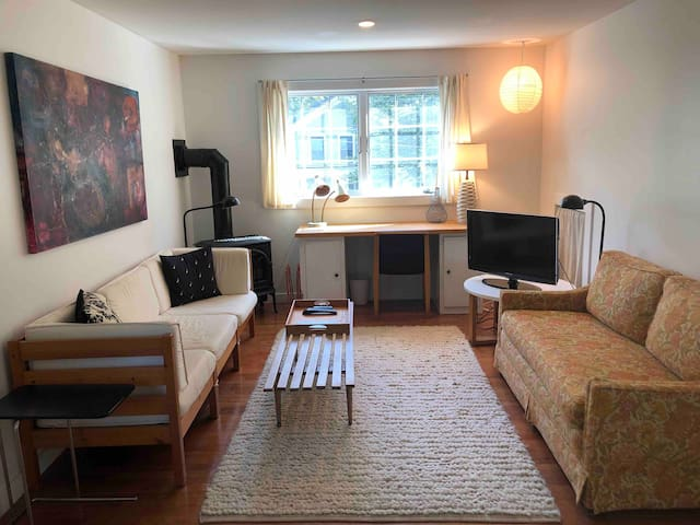 Sunny One Bedroom 10 Minute Walk to Broadway