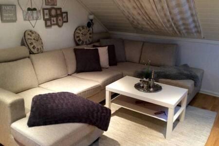 Great charming attic room