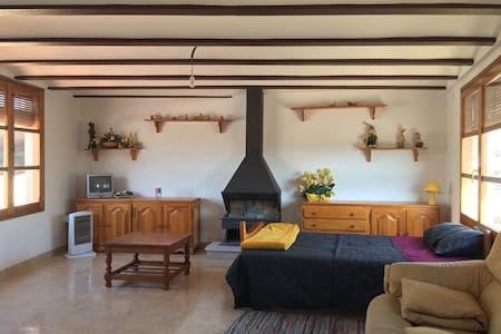 Casa rural céntrica para grupos o familias - Calaceite