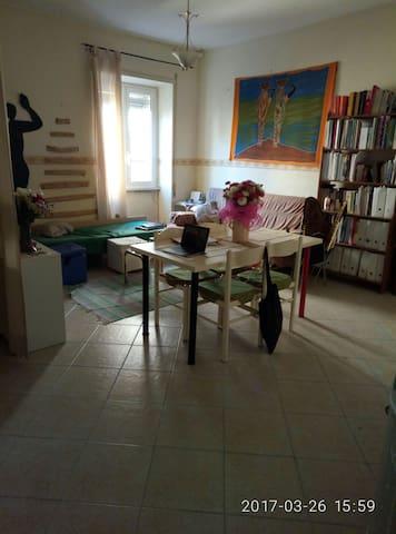 Postoletto in Doppia RomaMontemario - Rome - Appartement