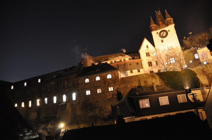 Wohnen zu Fuße des Grafenschlosses