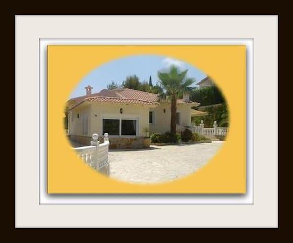 Villa d'Alfaz