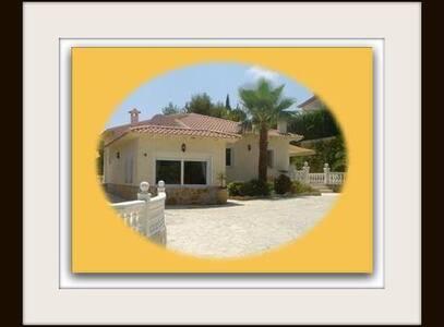 Villa d'Alfaz, Alfaz del Pi, Spanje - l'Alfàs del Pi