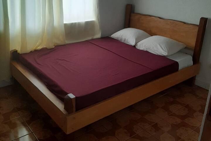 Arenal Fortuna Hostel-habitación privada 3