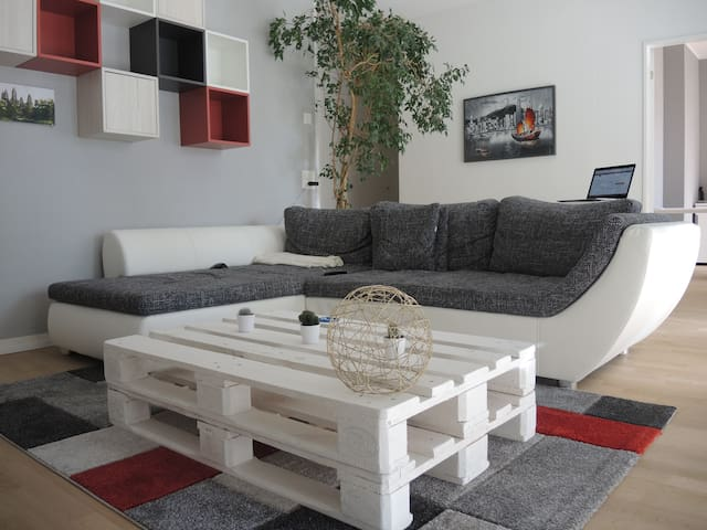 close to city center and airport - Wallisellen - Appartement