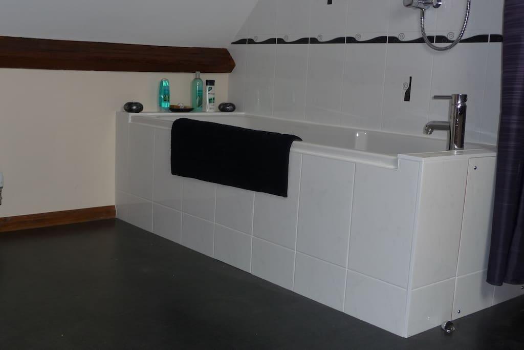 En suite / jack & Jill bathroomJ