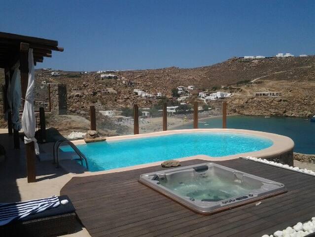 Luxury Summer House in Mykonos