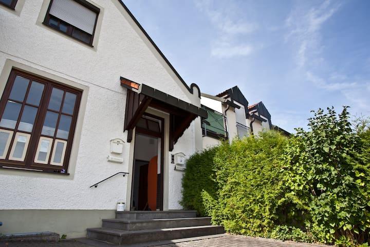 Solo-oder Zwei-Bett-Zimmer - Wolnzach - Wohnung