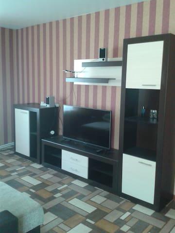 Частный дом для комфортного отдыха, бизнес-поездок - Roslavl' - House