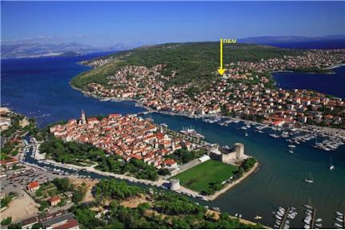 Location - 5min walk to the old town and 10 min walk to the nearest beach