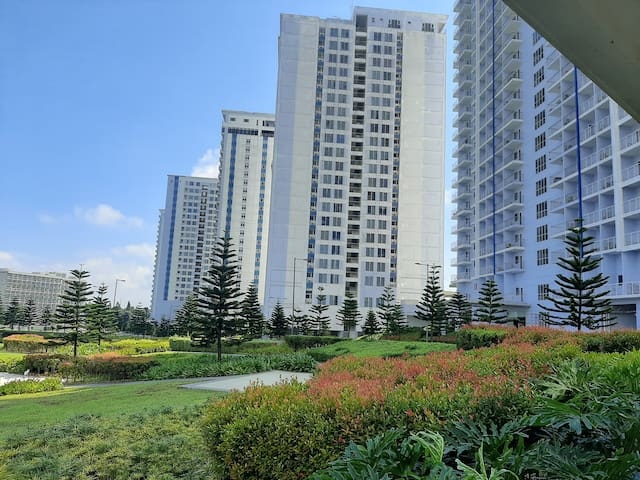RNB Cozy Condo at SMDC Wind Residences in TAGAYTAY