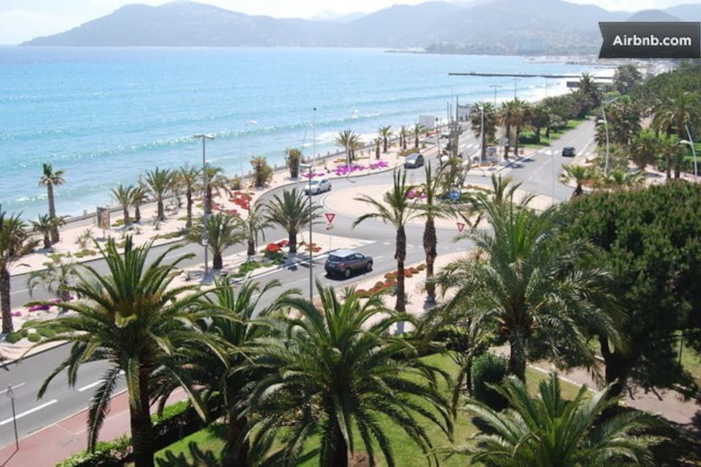 THE CROISETTE CANNES BEACHES