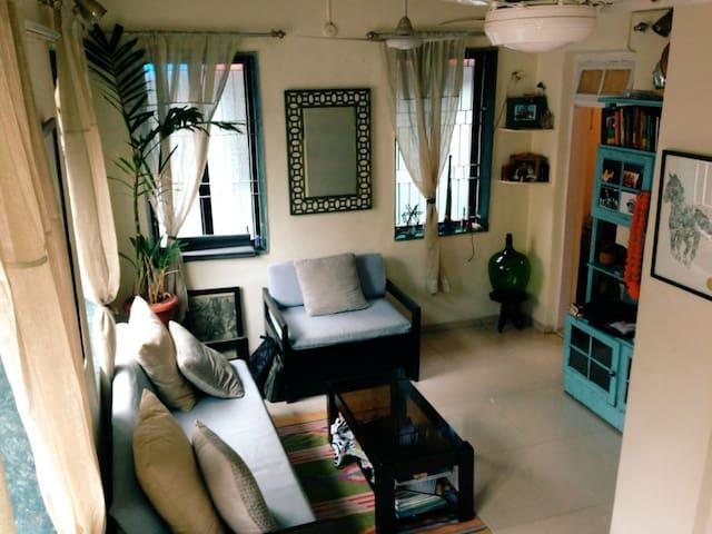 Sunny House in Bandra West, BOM