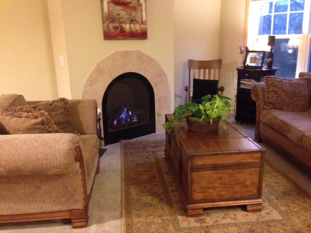 Quaint townhouse in woods - Paisley - Chaska