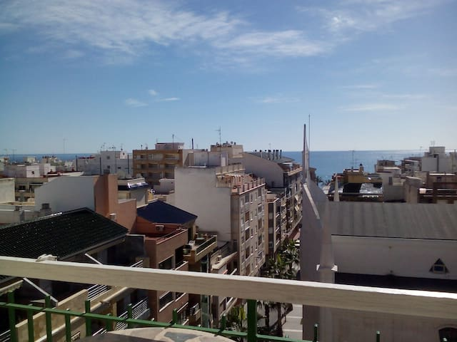 Torrevieja,  2 minutes from the Beach