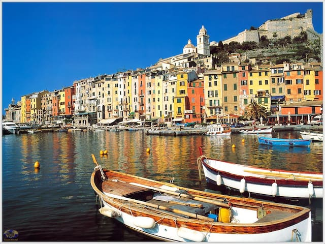Beautiful apt closed to seaside - Portovenere - Appartement