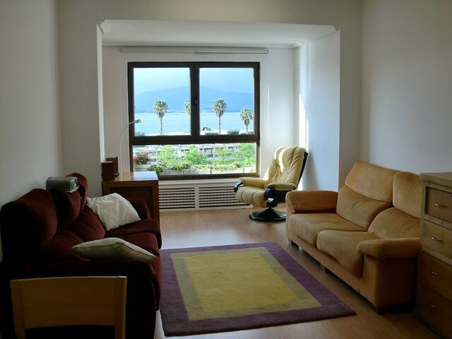Apartment with views over the Bay - Santander - Pis