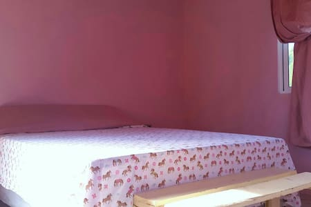 D Cozy room - Orange Walk - Casa