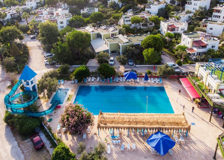 Altınoluk Kazdağları Club Afrodit Tatil Köyü