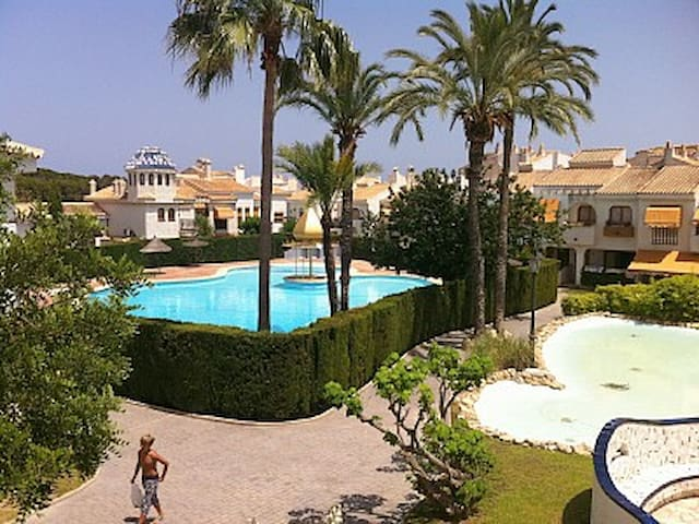 MY HOUSE OF THE BEACH-Gran Alacant-Santa Pola