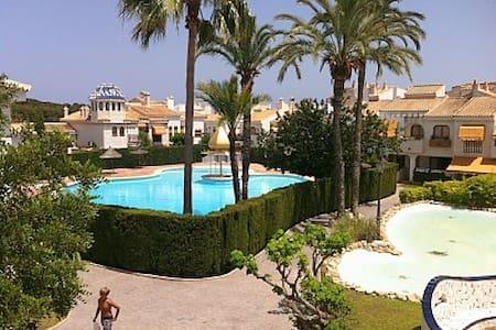 MY HOUSE OF THE BEACH-Gran Alacant-Santa Pola - Puerto Marino - Rivitalo