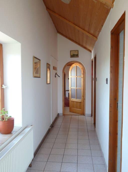 Flur - Eingang zur Wohnung