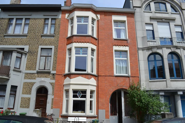 Art Deco house in Ghent - Gand - Maison